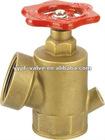 brass fire hydrant valve