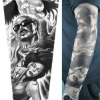 promotional gift stretchable tattoo sleeves