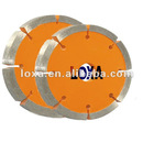Sintered and Brazed Diamond Tool Tuck Point Blade for Concrete Masonry