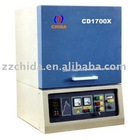 high temperature lab box furnace