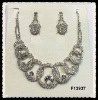 wedding necklace set F13937