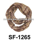 2012 Fashion lady Collar scarf long scarf SF-1265