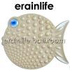 Tropical Fish PVC Printed Bath Mats