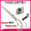 Japanese VG10 stainless steel highest quality hair scissors hair cutting shears VG10
