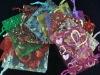 organza wedding sweet bags