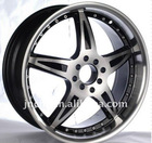 Car wheel (PCD:100-115,Size:17*7.0,18*7.5)
