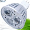 GU10/MR16/E27 3W High Lumens GU10 LED Spot Light(CE&ROHS)