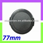 77mm Universal Clip On Front Lens Cap For DSLR Camera