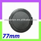 77mm Universal Clip On Front Lens Cap For DSLR Camera