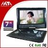 cheap mini 7 inch portable dvd player