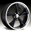 18 Inch Black Rims Wheels for high performance , universal