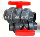 good quality pvc true union ball valve