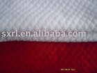 Air layer jacquard knitted fabric