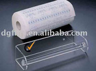 acrylic roll holder, RH-8512, paper holder