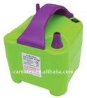 Single-nozzle balloon pump