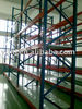 Iron Steel Warehouse Roller Pipe Storage Rack System For Sale