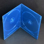7mm Blu-ray DVD case double