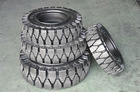 Solid tire/tyre manufacturer