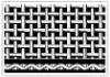 woven/weave stainelss steel wire belt, oven/dryer wire belt