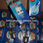 60W&100W incandescent lights A60 E27&B22