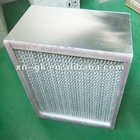 High Temperature Resistant Hepa Air Filters