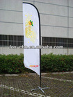Flag Stand Flying Banner