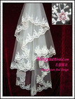 Retro Ornamented Veil