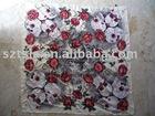 Printed Silk Satin Scarves