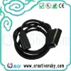 Hot plug scart cable 21pin