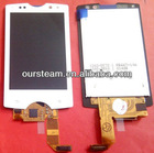 Original New White FULL COMPLETE LCD DISPLAY TOUCH SCREEN FOR SONY ERICSSON XPERIA MINI PRO SK17i SK17