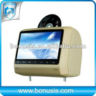 9 inch, USB port, Headrest car DVD player