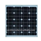 40Wp mono solar panel