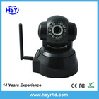 CMOS Wireless/WIFI IP Camera with PT and 10LED IR 10M