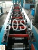 P shape beam roll forming machine