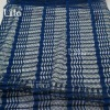 grain stripe nylon & spandex clothing fabric