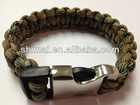 How to make a Millipede Survival Paracord Bracelet