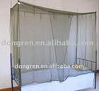 100%Polyester green Mosquito Net for Army