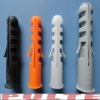 Plastic Screw Wall Plug