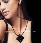 Fashionable 2GB Necklace Solar Mp3 Player