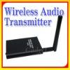 Micro Wireless 500 Meter Audio Voice Transmitter Receiver Set