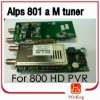 For Dreambox800 HD PVR alps dvb-s2 801a M tuner satellite receiver