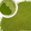 Instant green tea powder, food grade