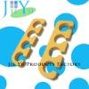 toe separator eva slipper nail kit cotton pads spa beauty