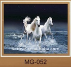 3D pictures of animal horse