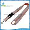 Reflective Lanyard Strap(Silk Screen Printed Lanyard)