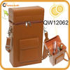 connoisseur leather wine carrier 2013
