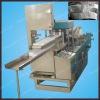 Nonwoven swab folding machine
