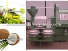 2012 hot seller coconut oil press