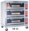 Practical Electronic gas Oven