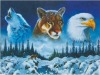 2012 best seller PET 3d postcards